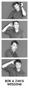 boring photo booth activation