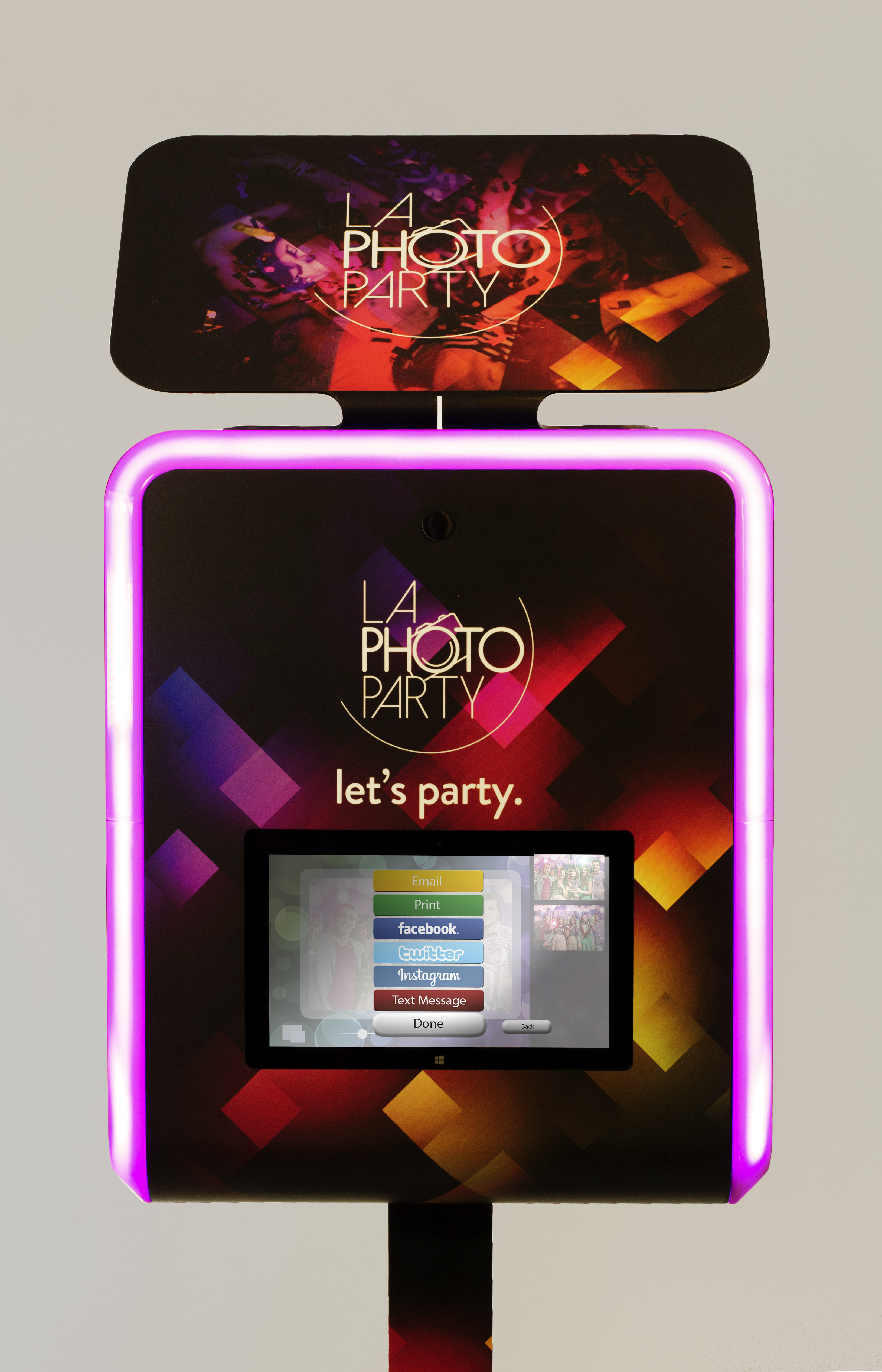 Green Screen Photo Booth & Cutting Edge Technology