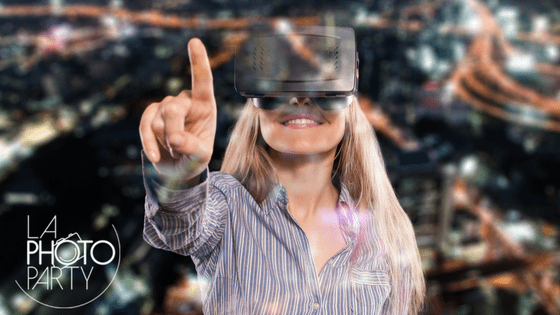 How Virtual Reality is Changing the Photo Booth Game