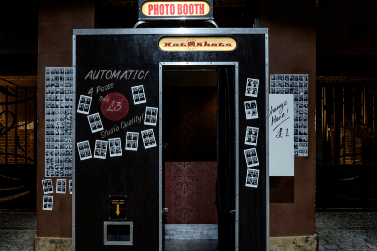How Photo Booths Help Market Your Company