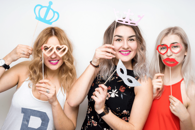 The Top Five Reasons Your Party Needs a Photo Booth Title Image