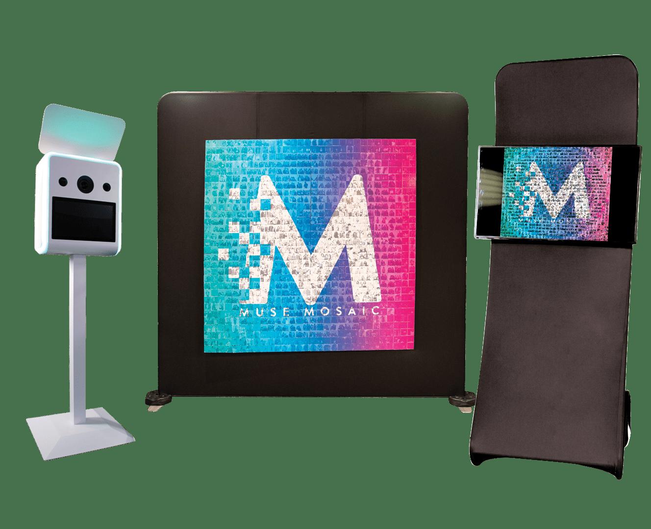 Muse Mosaic Setup