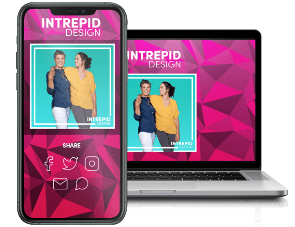 Virtual Photo Booth Rental